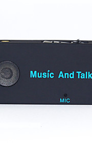 Wireless Hands-free Bluetooth Music Receiver