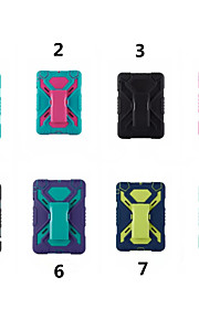 2015 new hot! Spider Shockproof Drop resistance Waterproof With Stand Cover case For iPad Mini 1 2 3 (Assorted Colors)