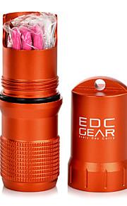 EDCGEAR Outdoor Aluminum Alloy Waterproof Compartment Box