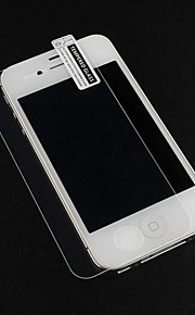 anti-scratch ultra-tynne herdet glass skjermbeskytter for iPhone 4 / 4S