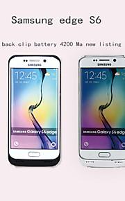 samsung s6edge batteria clip di 4200 nuovo colore della nuova opzione cinque ma