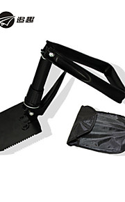 Drive-Travel®Folding Shovel Outdoor Camping Shovel Portable Folding Shovel Multifunctional Triple Shovel
