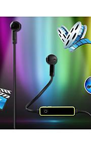 v4.0 bluetooth d2 en la oreja los auriculares estéreo con micrófono para 6/5 / 5s samsung s4 / 5 lg htc y otros (colores surtidos)