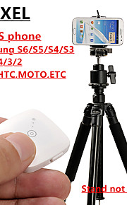 Bluetooth Wireless Remote Control Camera Shutter Release Self Timer for iPhone iPad , Samsung Galaxy S6 Note 4 Phones