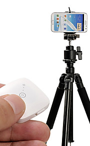 Bluetooth Wireless Remote Control Camera Shutter Release Self Timer for Android 4.2.2 OS   and iOS 6.0 or Newer Phones