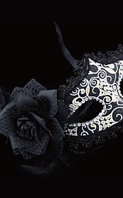 צד עור צד שמלת פרחים המפוארים של הנשים להסוות