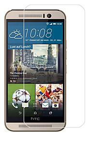 dengpin 5.5 ''HTC 한 E9 안티 스크래치 방폭 강화 유리 화면 보호 필름