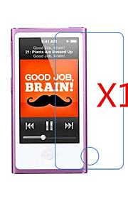 (10 szt) ekran o wysokiej rozdzielczości flim opiekuna dla iPoda nano 7