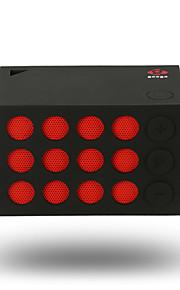 geega S206 vanntett bærbar trådløs utendørs høyttaler, Bluetooth 3.0 høyttaler