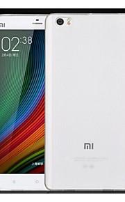 мат прозрачный корпус для Xiaomi ноте