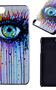 Eye Pattern Frosted PC Material Phone Casefor iPod Touch 5