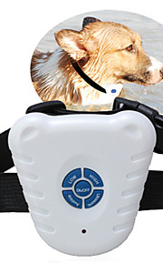 Waterproof Ultrasonic Dog Bark Control Collar Pet Safe Outdoor Bark Control Training Device