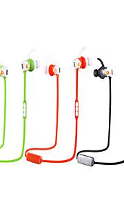 Le fil de sport veggieg écouteurs Bluetooth 4.0