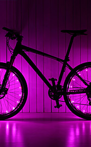 leadbike 20LED 2meters AA wheel light/LED spoke light/Safety Lights/LED Light Bulbs/Flashlights