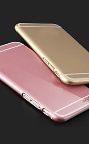 iPhone 6 Plus - Achterkantje - Speciaal ontwerp ( Zwart/Roze/Goud/Zilver , Metaal )