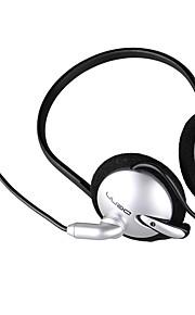 470 écouteurs tour de cou de Denn avec microphone pour pc