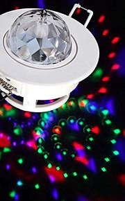 LT-Z12 Voice Rotating Stage Light Laser Projector (260V.1XLaser Projector)