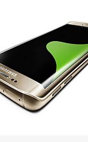 temperato pet pellicola salvaschermo per Samsung S6 bordo +