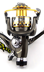 Most Smooth Carp Fishing Reel YOLO FRA3000 Gear Ratio 5.1:1 Good Quality Spinning Fishing Reel