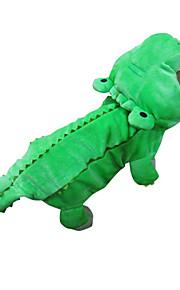 Verde - Cosplay - Algodón - Abrigos - Perros -
