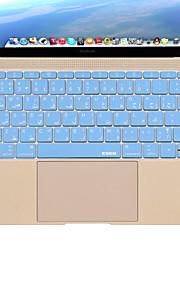 xskn silicone lingua copertura della pelle della tastiera araba per macbook 12 'noi' versione