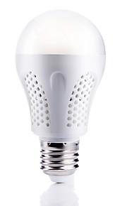 E26 / E27 / B2 25×SMD 2835 5ワット490ミリリットルのLMのKクールホワイト地球儀電球AC 85から265 Vの陽明1個