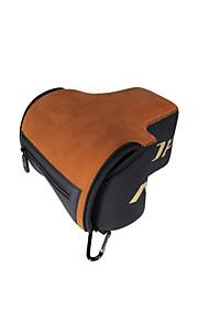 neoprene dengpin câmera macio saco caso bolsa protetora para Nikon Coolpix P900 p900s (cores sortidas)