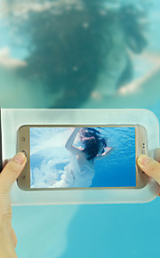 PVC Waterproof Phone Case Underwater Phone Bag Pouch Dry For All Phone Waterproof Bag Gift (Assorted Color)