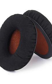 1 paio copertura paraorecchie sostituzione dell'ammortizzatore per Sennheiser momentum on-ear