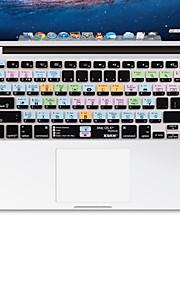 xskn os x collegamento della copertura della tastiera del silicone di sovrapposizione per MacBook Pro retina aria 13 '' 15 '' 17 versione