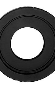 câmera c montagem da lente para Fujifilm x monte fuji x-Pro1 x E2-x-m1 anel adaptador de câmera c-fx