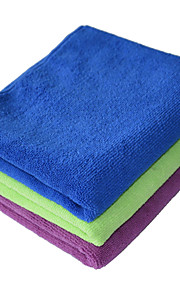 """Sinland Multi-purpose Microfiber Drying Towel Cleaning Cloths 13""""x29"""" 320gsm 3-pack"""