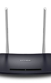 TP-LINK TP-LINK TL-wdr6300 gigabit dual-band draadloze router 1200m wifi wifi villa 4 vier antenne muur