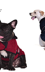 URBAN PAWS™ Reflective Jacket Pets Winter Coat with Pocket Design for Dogs and Cats(Assorted Colors and Sizes)
