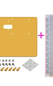Acrylic + Bread Plate Experiment Platform Suite