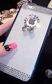 lady®elegant / luksuriøse / personlighed telefon etui til iPhone 6 plus / 6s plus (5,5 tommer), dekoreret med Camellia diamant