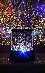 romantisk førte stjerneklar nattehimmel projektor lampe kids gave stjerne lys kosmos mester
