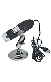 elektronmikroskop Hao ruidi tekstiltryk detektion USB mikroskop 25 x - 200 - x 200 gange