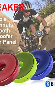besteye® gf7 langaton kannettava bluetooth puhuja vedenpitävä kosketuspaneelista aux puhelimelle / notebook / tietokone / mp3 / mp4