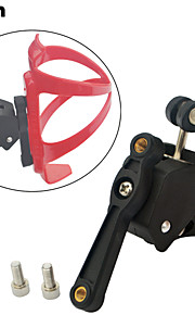 mi.Xim Bicycle Water Holder Quick Release Adapter for Bike Handlebar install Bottle Cage Use