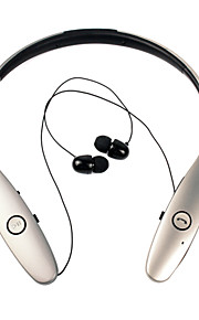 HBS-900 Wireless Mobile Headset Telescopic Line Design for HTC Samsung Mobile Phone Bluetooth Version V4.0 + CSR