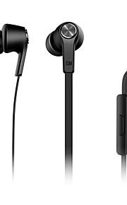 전화 MI3 4 hongmi 참고 소매 상자 새로운 도착 100 % 원래 샤오 미 테크 피스톤 3 헤드폰 다채로운 에디션 이어폰