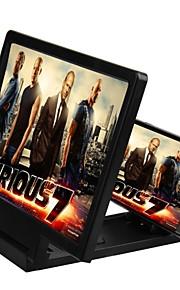 VORMOR®Tablet and Phone Screen Magnifier 3D Movie Amplifier Adjustable Bracket Enlarge Stand For IphoneSamsung  Ipad