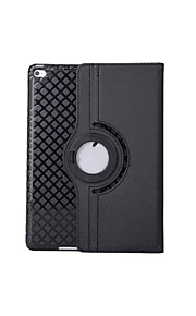 360 Rotation TPU Leather Case Smart Cover Ipad mini3 Flip Cases With Stand Function For iPad Mini 3/2/1(Assorted Color)