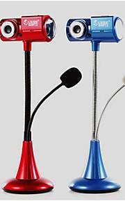 digitale video webcamera met geluidsabsorptie microfoon voor computer pc laptop usb hd webcam webcamera
