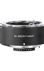 kooka kk-n25a alumínio af macro tubo de extensão para câmeras Nikon 25 milímetros SLR