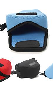 neoprene dengpin câmera macio saco caso bolsa protetora para Panasonic DMC-GM5 gm1s lente 12-32mm (cores sortidas)
