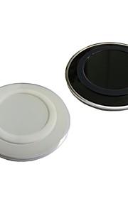 Qi Standard Wireless Charging Pad Edge Translucent Disc Design for Lumia/HTC/LG/Samsung