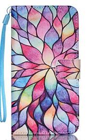 elsker mønster pu lær materiale flip-kort for Samsung Galaxy Note 5