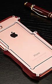 redwood mekanisk metall combo telefon tilfelle for iphone 6/6-ere (assorterte farger)